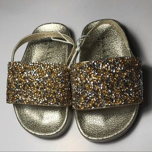 NWOB Toddler Size 5 Nicole Miller sandals